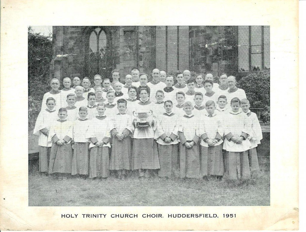 1951 choir photo