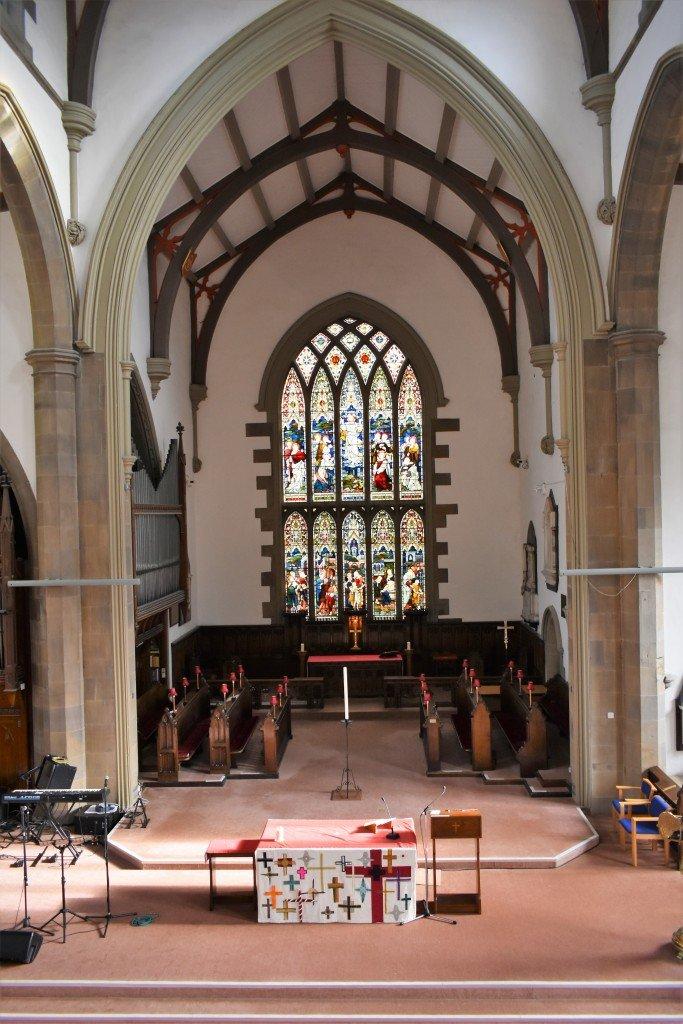 main worship area 1