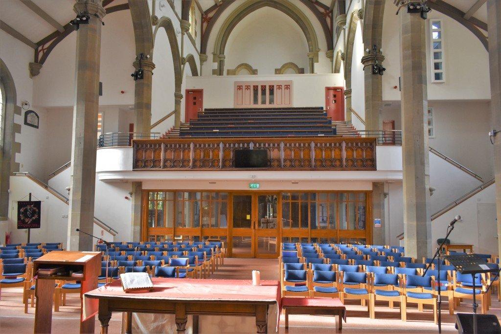 main worship area 2