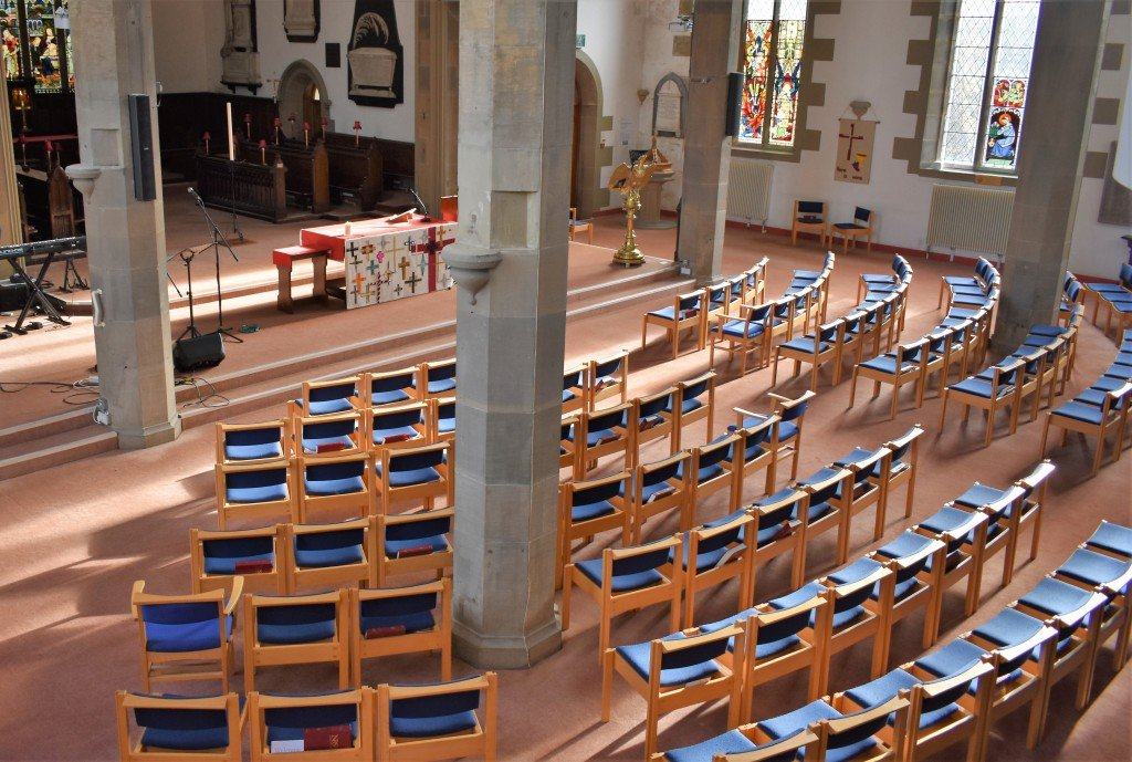 main worship area 3